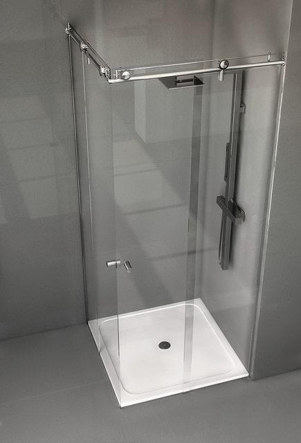 üveg zuhanykabin
