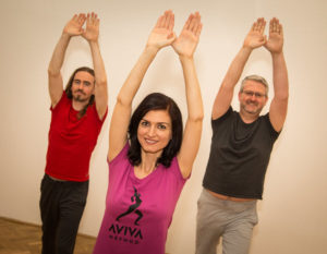 Aviva torna gyakorlatok férfiaknak