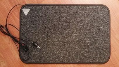 lábmelegítő szőnyeg