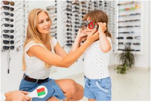 gyermekszemészeti rendelő